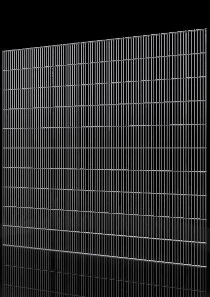 SCHUTZGITTER ECONFENCE® BASIC LINE ZINK 2000x2000mm