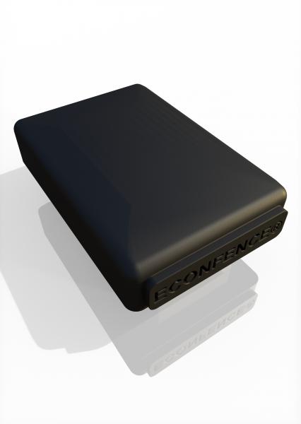 Abschlusskappe für Pfosten ECONFENCE® 60x40mm