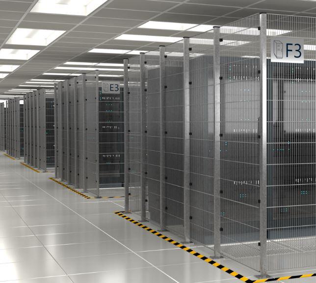 Datencenter-Einkaufswelten
