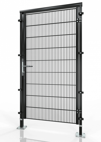 Drehtür ECONFENCE® BASIC LINE BT01 1000x2200 RAL-9005