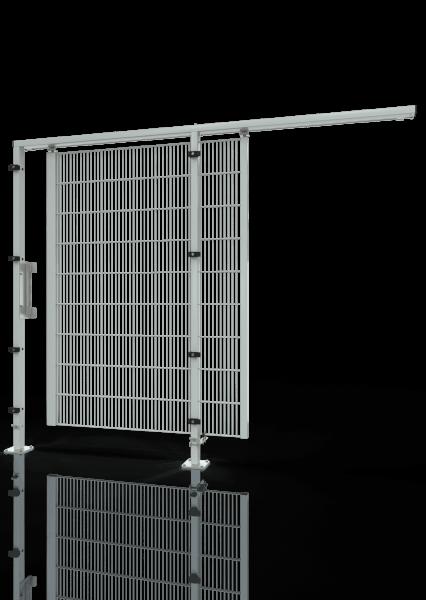 Schiebetür ECONFENCE® BASIC LINE GH01 1200x2000 RAL7035