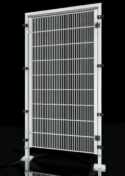 Drehtür ECONFENCE® BASIC LINE GH01 1000x2200 RAL7035