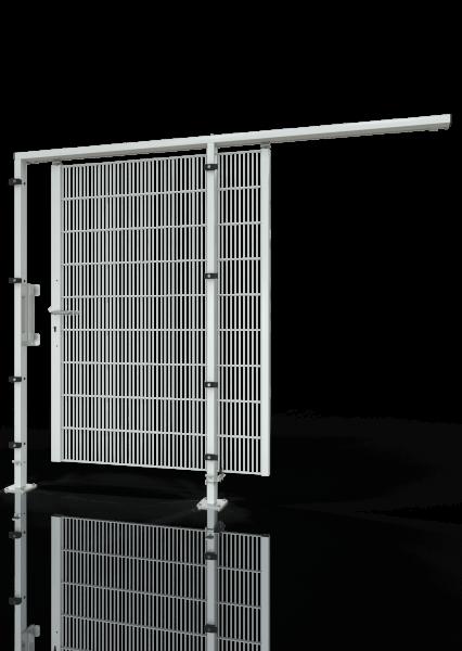 Schiebetür ECONFENCE® BASIC LINE BT01 1200x2200 RAL7035