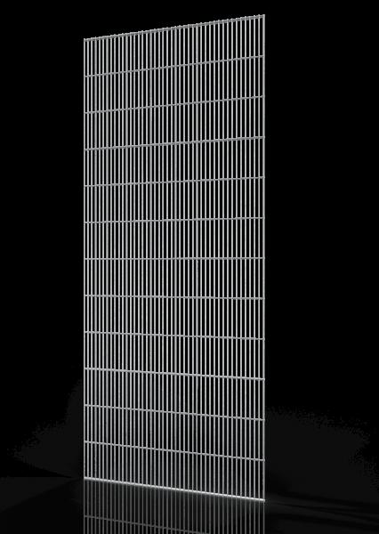SCHUTZGITTER ECONFENCE® BASIC LINE ZINK 1000x2400