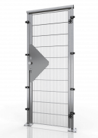 DREHTÜR ECONFENCE® BASIC LINE ZINK TS01 800x2400MM