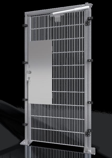 DREHTÜR ECONFENCE® BASIC LINE ABSTURZSICHERUNG TS01 1000X2000MM