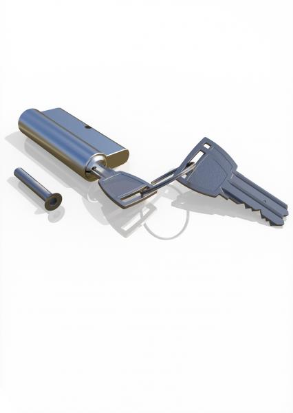 Profilzylinder-Set ECONFENCE® Drehtür