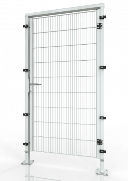 Drehtür ECONFENCE® BASIC LINE BT01 1000x2200 RAL7035