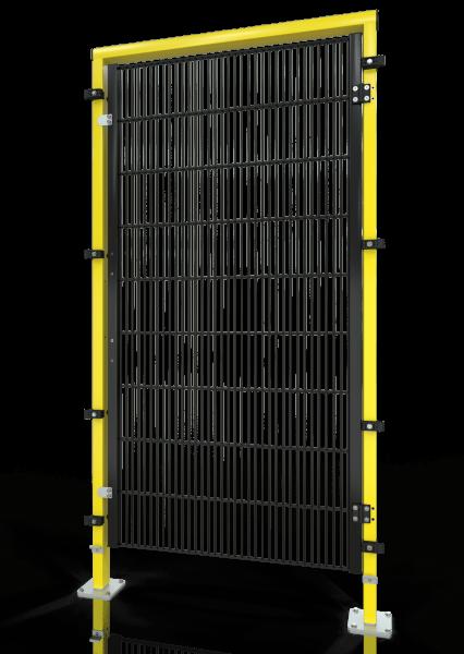 Drehtür ECONFENCE® BASIC LINE GH01 1000x2000 RAL1021-9005
