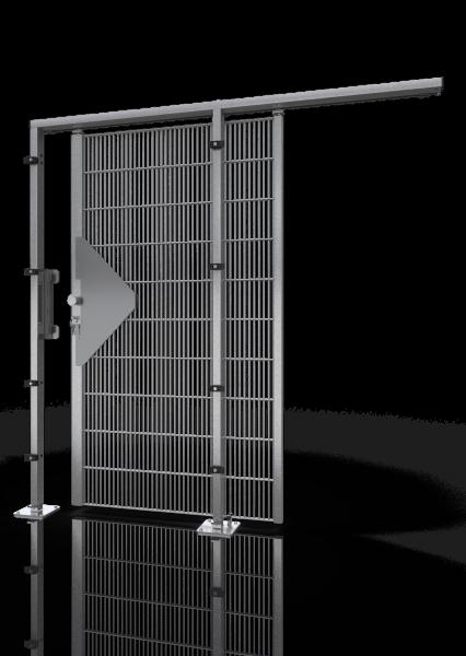 SCHIEBETÜR ECONFENCE® BASIC LINE ZINK TS01 1000X2000mm