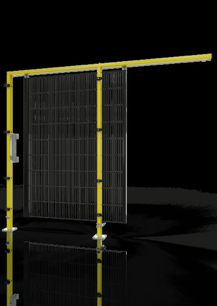 Schiebetür ECONFENCE® BASIC LINE GH01 1200x2000 RAL1021-9005