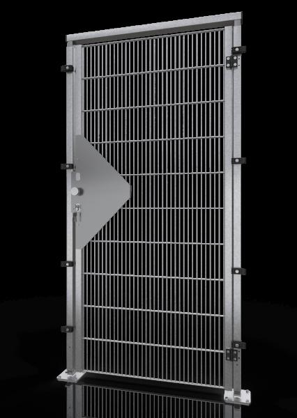 DREHTÜR ECONFENCE® BASIC LINE ZINK TS01 1000x2400MM
