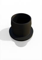 Blindstopfen 12mm für Universal-Eckfposten ECONFENCE®