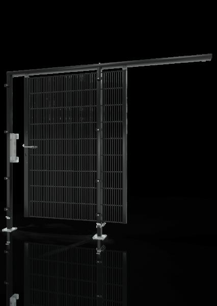 Schiebetür ECONFENCE® BASIC LINE BT01 1200x2200 RAL9005